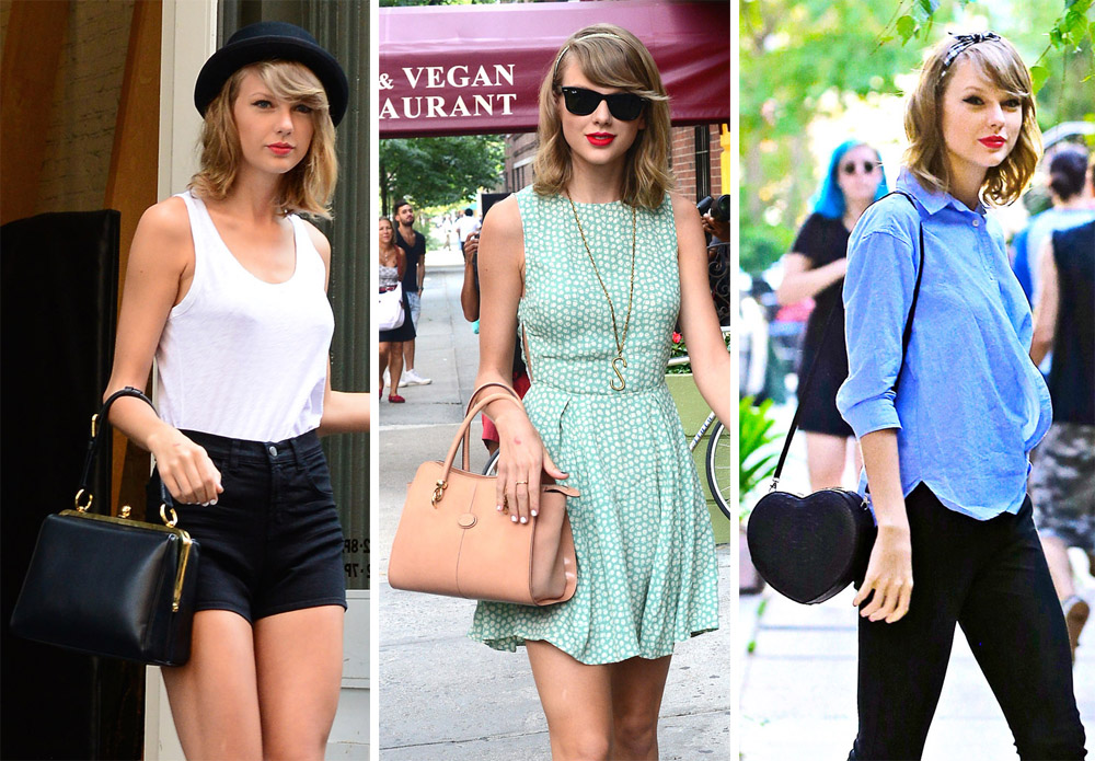 The Many Bags of Taylor Swift Part 2