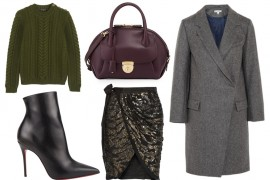 5 Easy Pieces to Start Building Your Fall Wardrobe