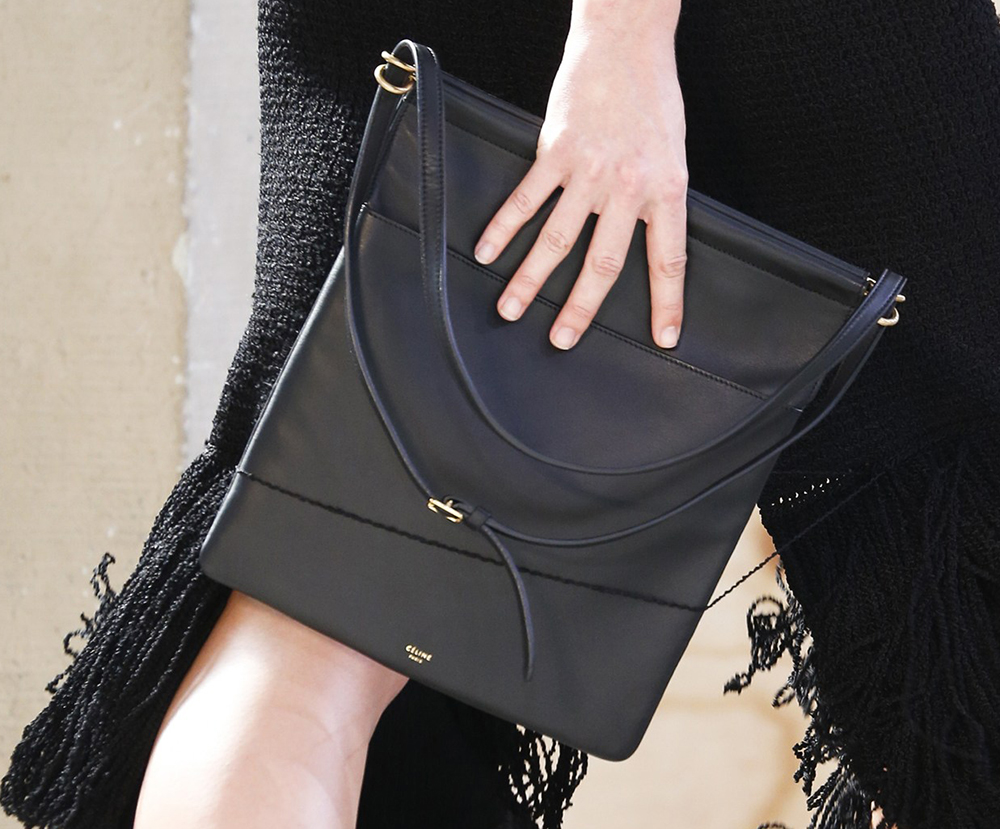 b2b2628124b4 ... celine bag replica review - C  line s Spring 2015 Runway Bags Struggle  Following Upheaval ...