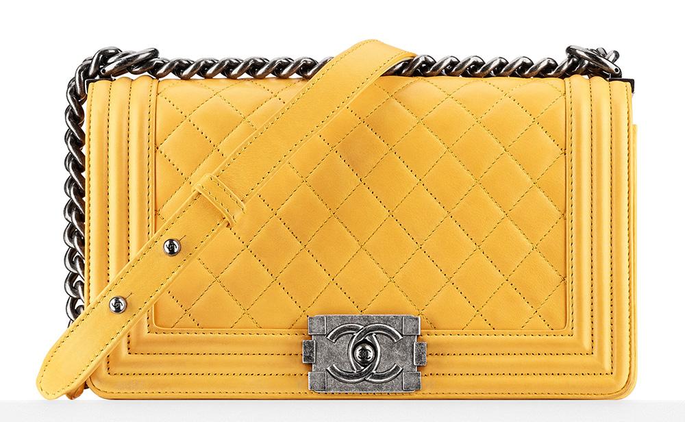 Chanel Boy Bag 4200