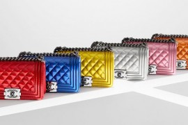 Which Color Chanel Boy Bag Would You Pick?