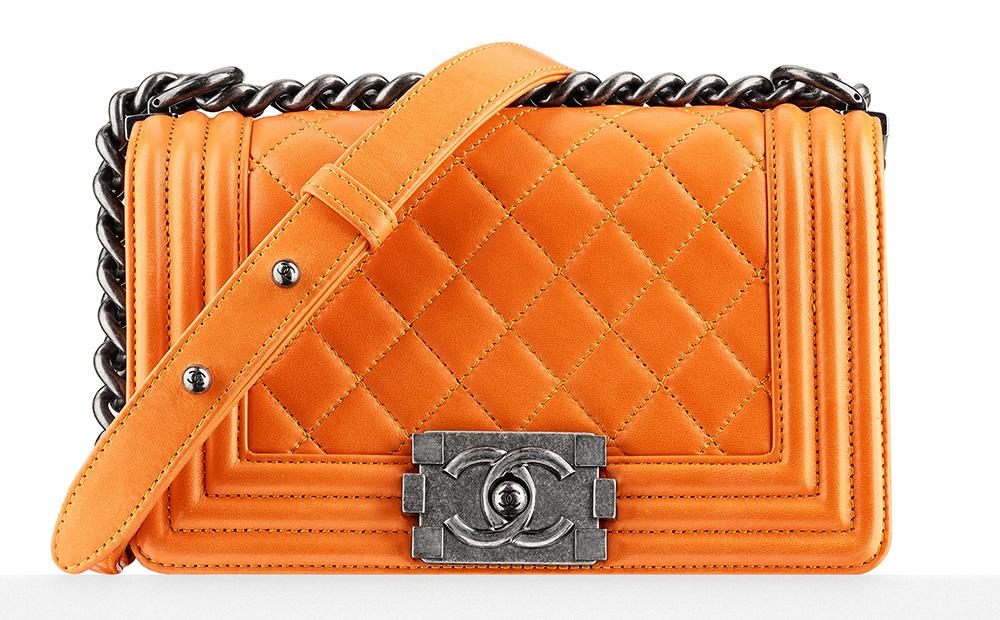 Chanel Small Boy Bag 4000