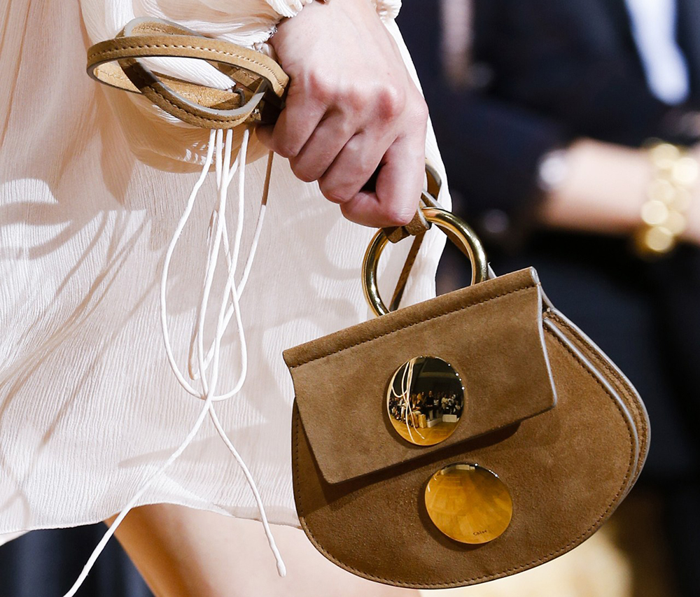 chloe replica purses - Chlo�� Debuts One Great New Bag for Spring 2015 - PurseBlog