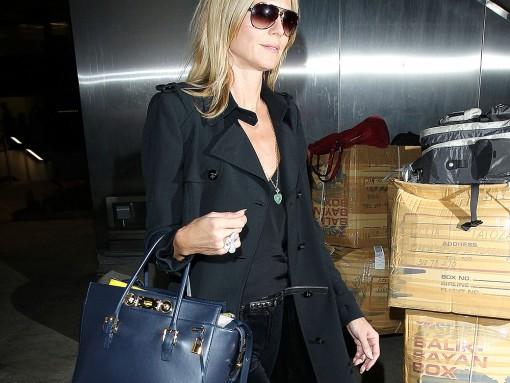 Heidi Klum Versace Signature Tote