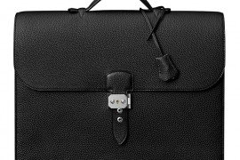 Man Bag Monday: Hermès Sac a Depeches