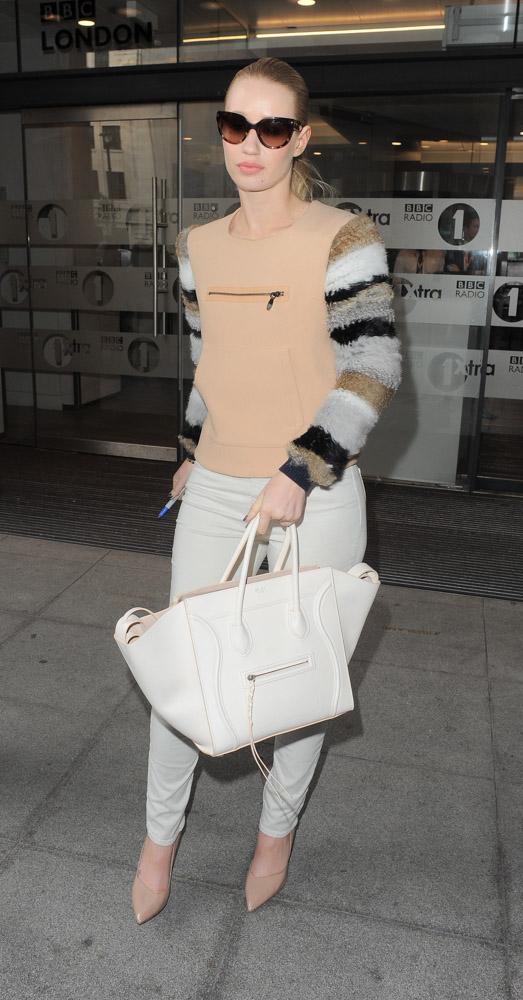 celine handbags on sale - Iggy Azalea Greets Her London Fans with a C��line Bag - PurseBlog