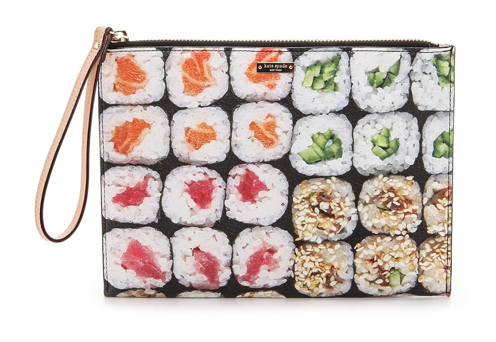 Kate Spade Hello Tokyo Bento Box Pouch