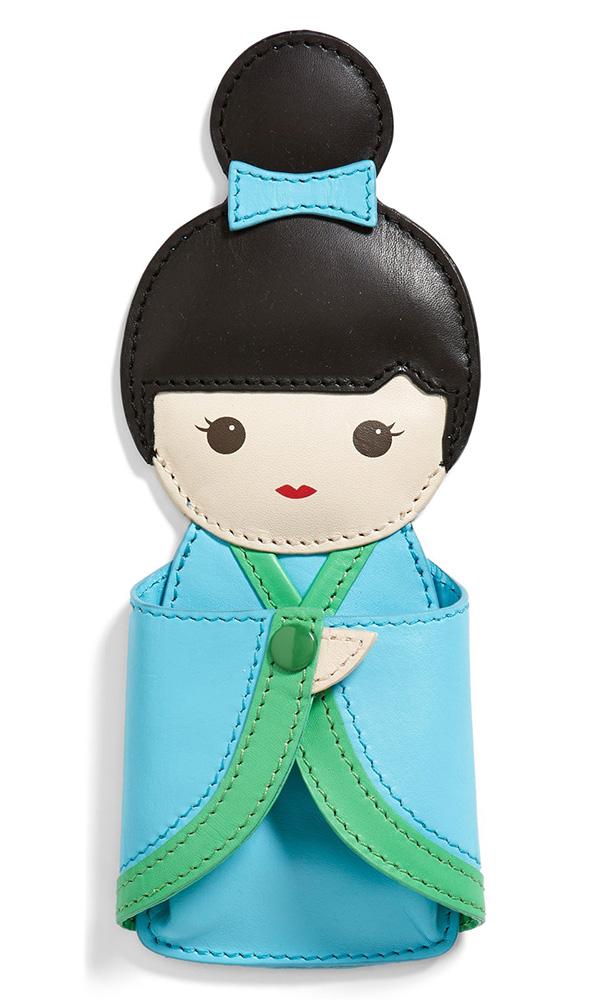 Kate Spade Hello Tokyo Coin Purse Blue