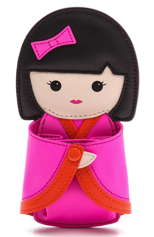 Kate Spade Hello Tokyo Coin Purse Pink