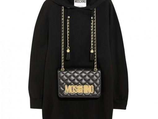 Moschino Handbag Hoodie