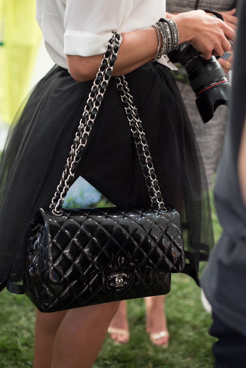 The Best Bags Of New York Fashion Week Spring 2015 Street