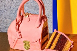 Salvatore Ferragamo Handbag Cake