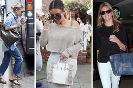 Celebrities Exotic Handbags