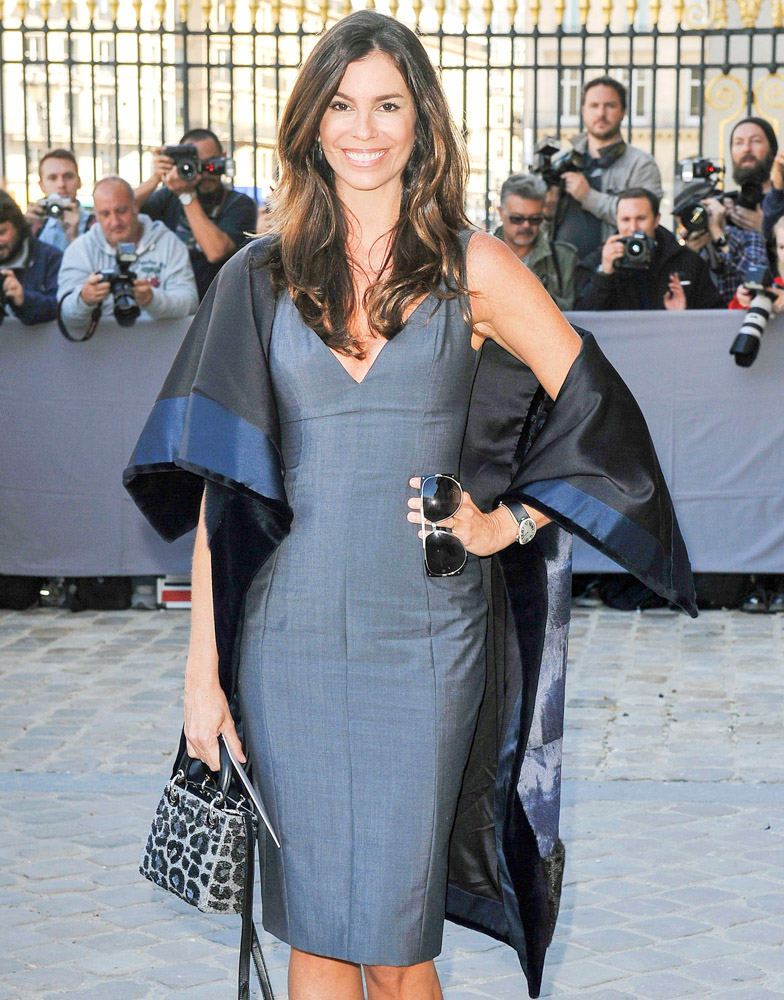 Celebrity Handbags Paris Fashion Week Spring 2015-12