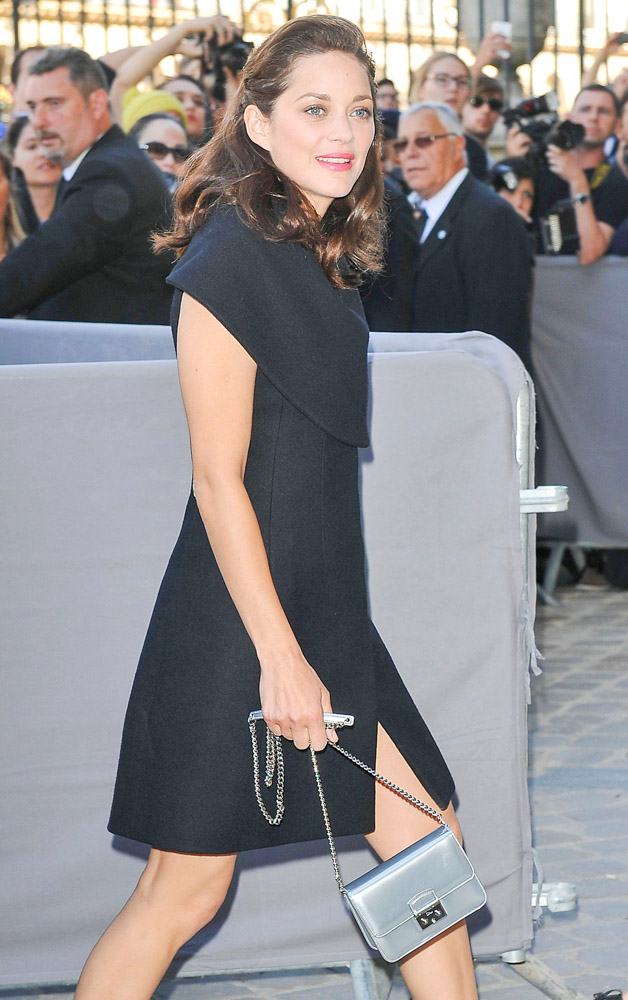 Celebrity Handbags Paris Fashion Week Spring 2015-22
