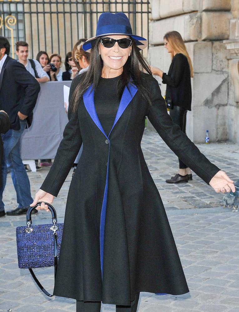 Celebrity Handbags Paris Fashion Week Spring 2015-23