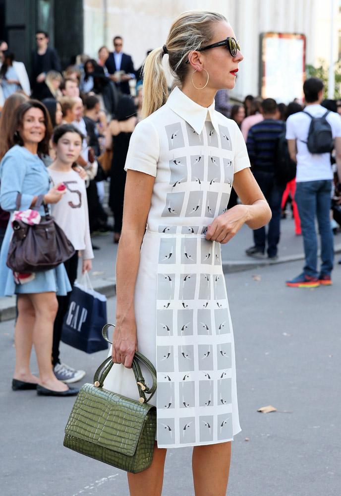 Celebrity Handbags Paris Fashion Week Spring 2015-25