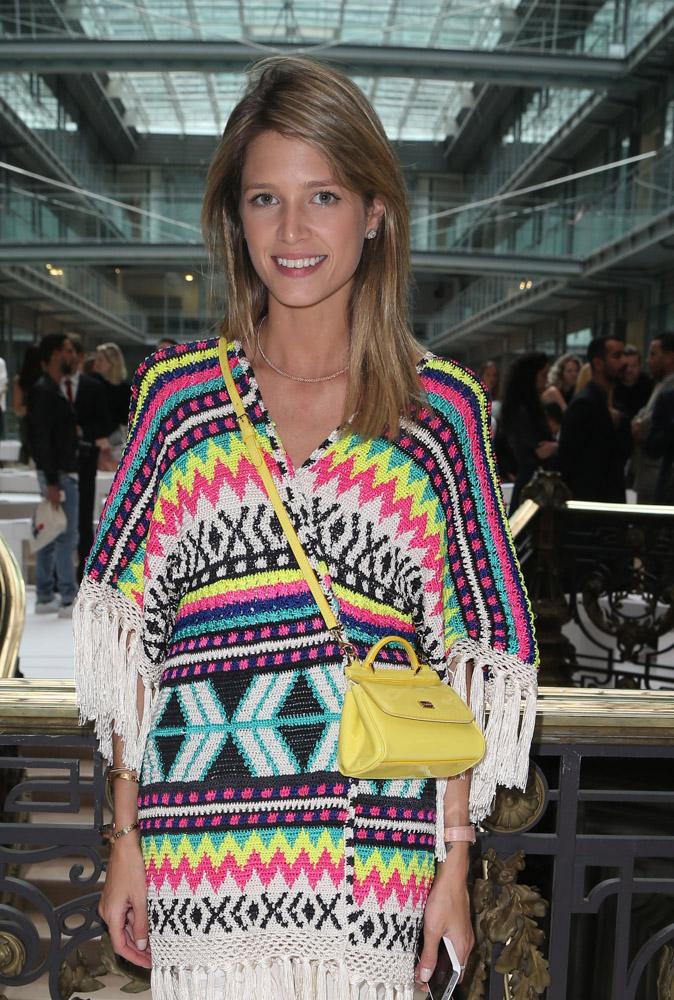 Celebrity Handbags Paris Fashion Week Spring 2015-37