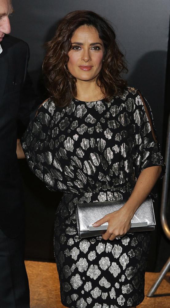 Celebrity Handbags Paris Fashion Week Spring 2015-47