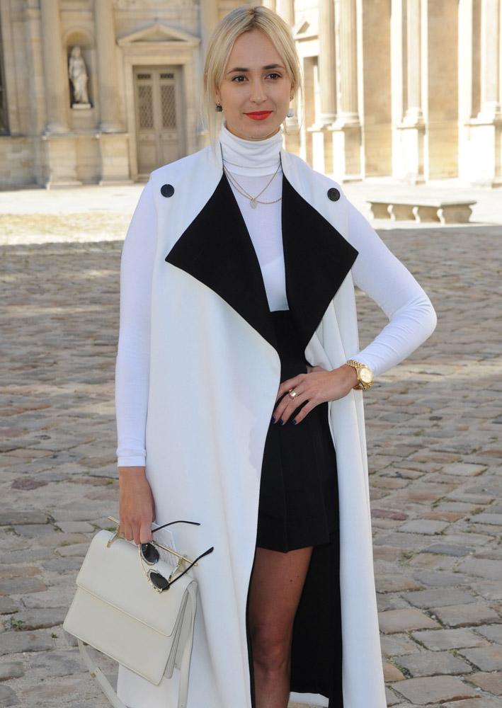 Celebrity Handbags Paris Fashion Week Spring 2015-69