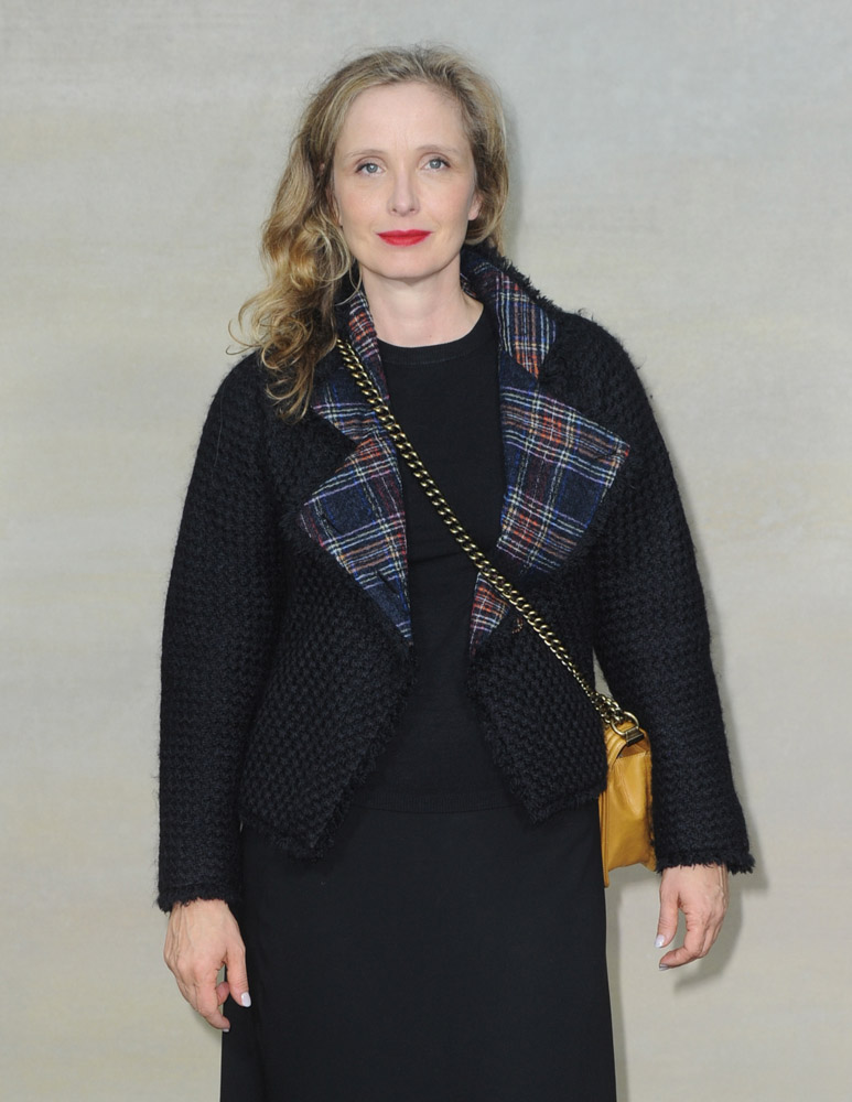 Celebrity Handbags Paris Fashion Week Spring 2015-75