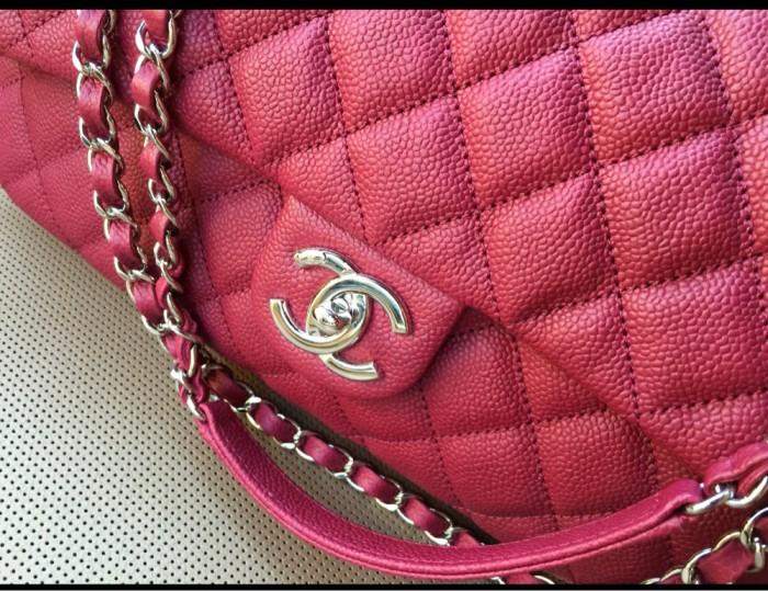 Chanel Flap Lock
