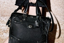 Coach Rhyder 33 Satchel, $650 via Coach
