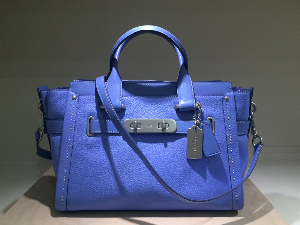 A Closer Look At Coach S Spring 2015 Bags And Accessories