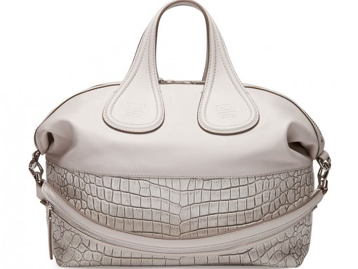 Givenchy Croc Embossed Nightingale