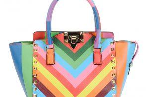 Pre-Order Valentino's Resort 2015 Rainbow Bags Now