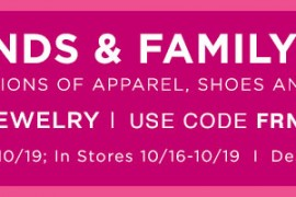 Shop the 2014 Saks Friends & Family Sale Now!