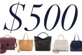 5 Under 500 Work Bags