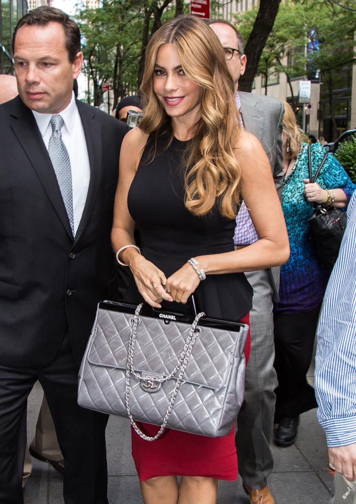 50 Celebrities Carrying Chanel BaGS-28