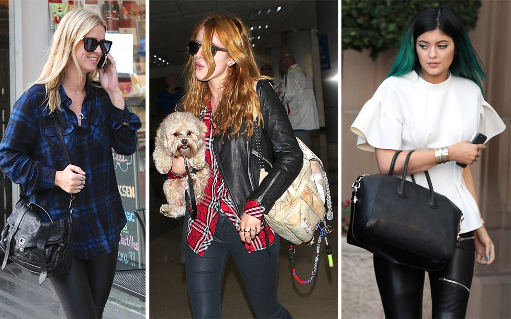 from c233line to balenciaga check out the best celebrity