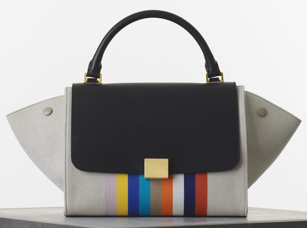 celine mini luggage tote beige - C��line's Spring 2015 Handbag Lookbook Has Arrived, Complete with ...