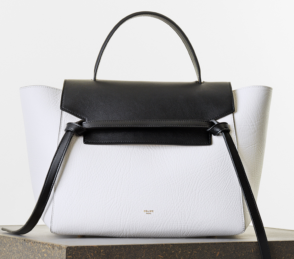 celine leather bag - C��line\u0026#39;s Spring 2015 Handbag Lookbook Has Arrived, Complete with ...