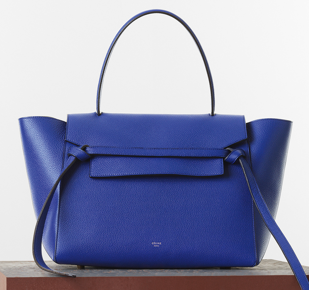 celine mini luggage tote black - C��line's Spring 2015 Handbag Lookbook Has Arrived, Complete with ...