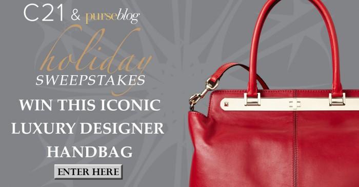 Century21 PurseBlog Bag Giveaway