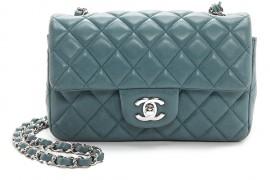 Chanel Half Flap Mini Bag