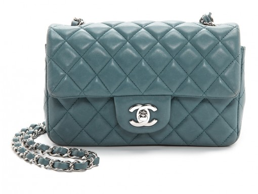 Chanel Half Flap Mini Bag