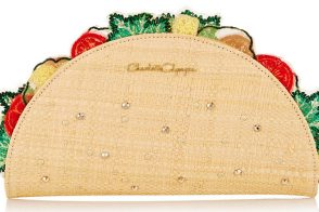 Bag of the Week: Taco Tuesday with the Charlotte Olympia Taquera Clutch