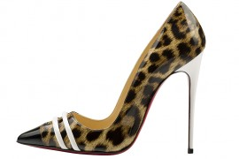 Christian Louboutin Gives Us a Sneak Peek at His Spring 2015 Shoes