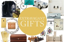 Gift Guide 2014: The 20 Most Extravagant Gifts on the Internet, In Case You Just Won the Lottery