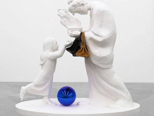 Jeff Koons Hermes Birkin Art