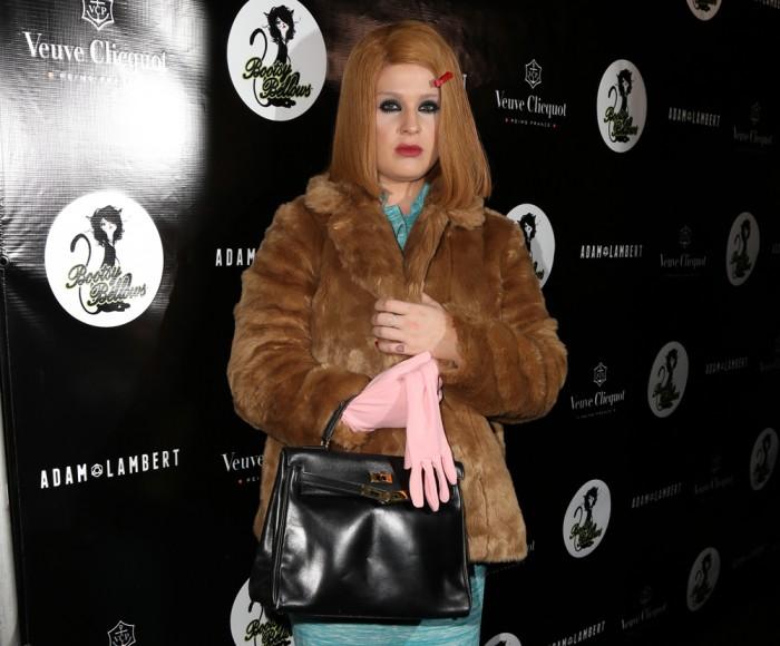 Kelly Osbourne Hermes Kelly Bag