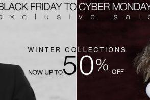 LUISAVIAROMA: Extra 20% Off Sale for Black Friday 2014