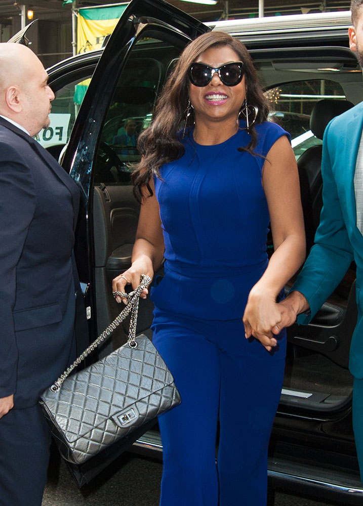 Taraji-P-Henson-Chanel-Reissue-Flap-Bag