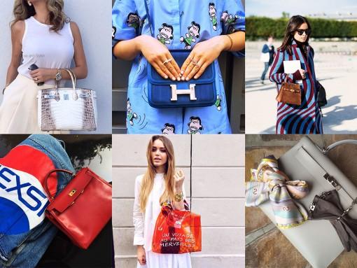 20 Hermes Bags
