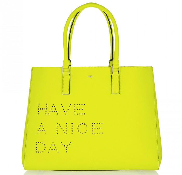 Anya Hindmarch Ebury Maxi Featherweight Tote