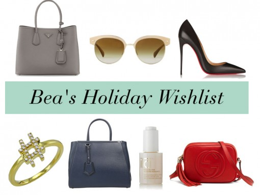 Beas Holiday Wishlist